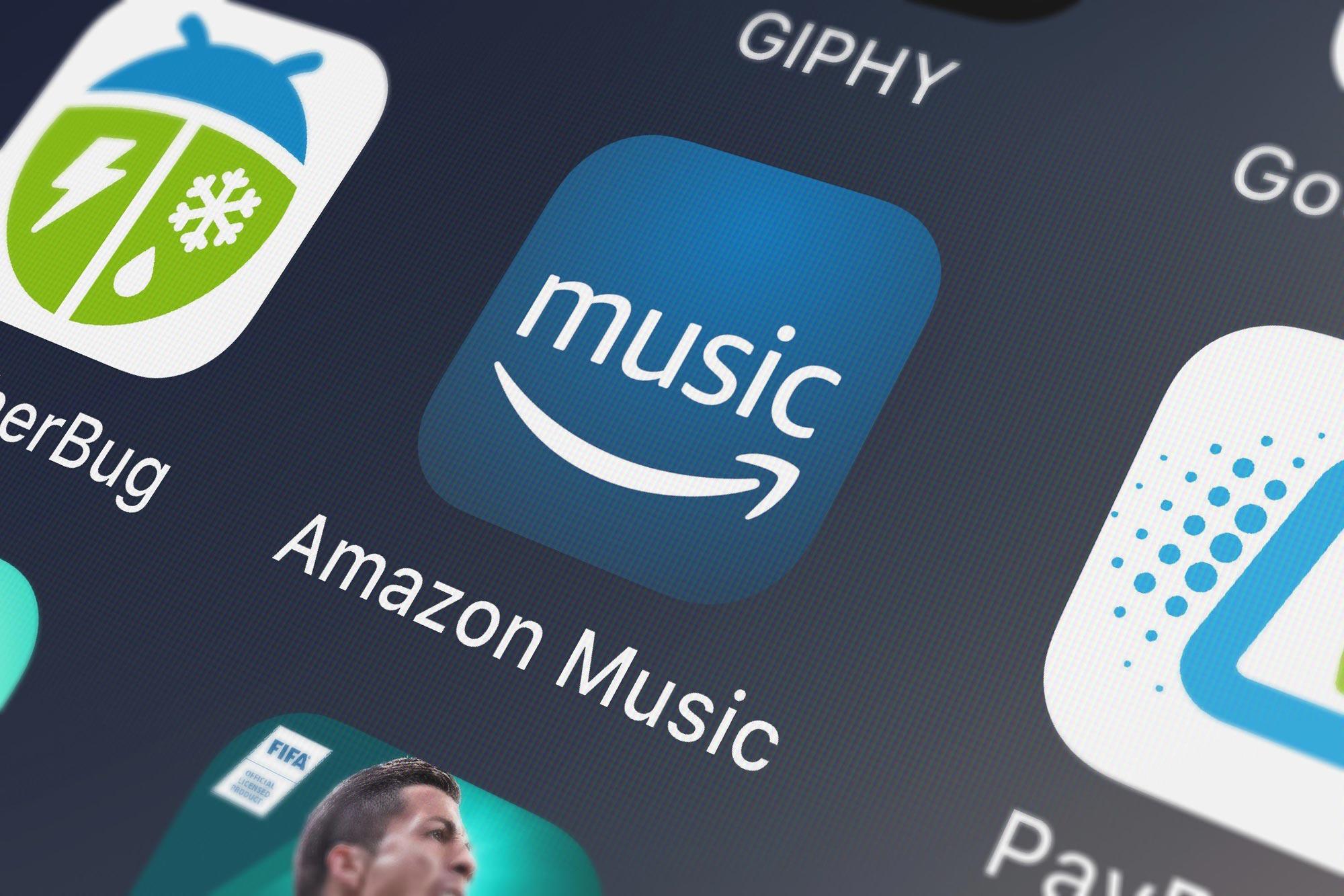 Logo APP Amazon Music