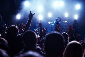 Banda de rock en español en vivo