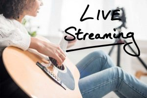 Tips para realizar live streaming