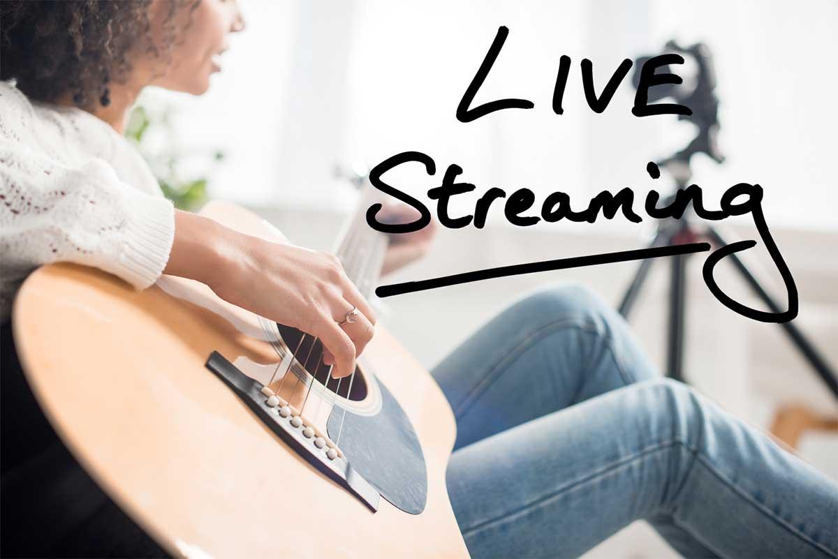 Tips para realizar live streaming