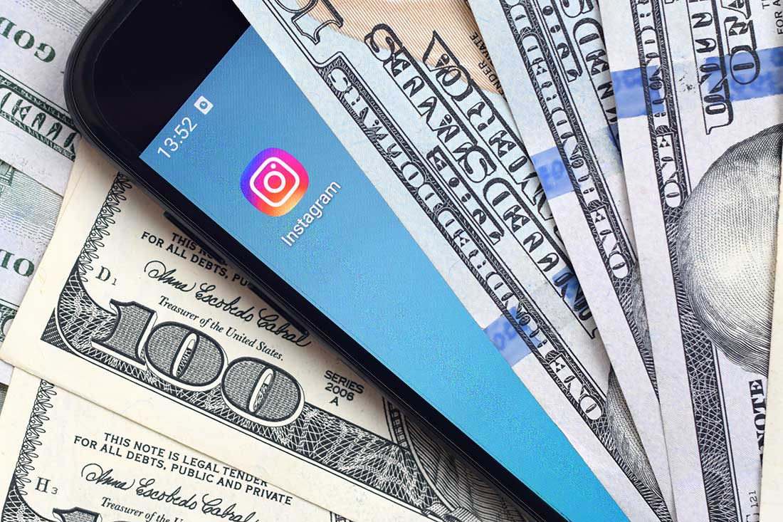 Instagram incorpora la monetización para músicos creadores